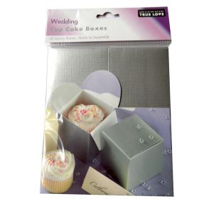 Pk 8 Cup cake boxes