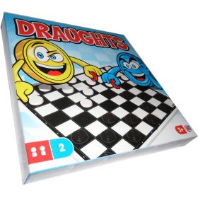 Draughts Boxed Game