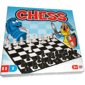 Chess game boxed