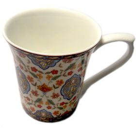 Persia Hidden World Kashan bone china mug