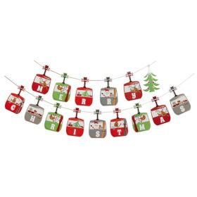 Neviti Festive Xmas Fun Party Bunting