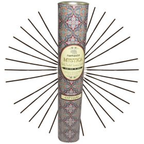 30 Opium incense sticks & stand